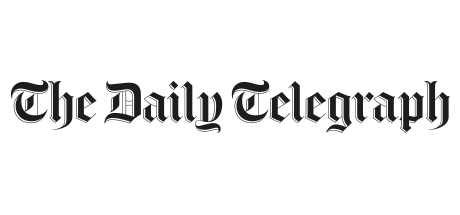 Daily Telegraph UK Masthead Logo of Newspapers.png