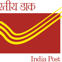 Indian Post Logo New and Old one