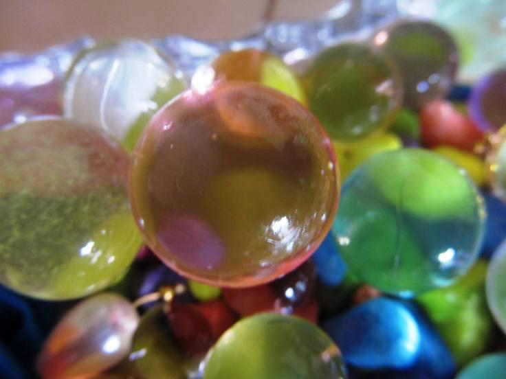 Water gel bid photography zero creativity