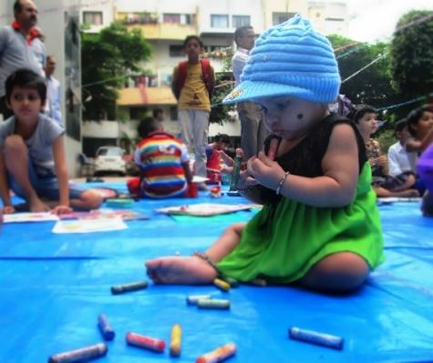 Kids Creativity Future Arists Photography Zero Creativity