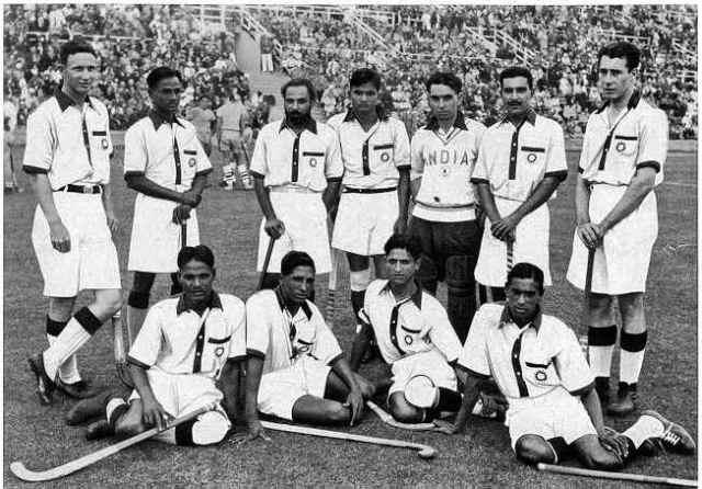 History-Olympics-India-1936