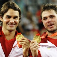 Roger Federer -Olympics