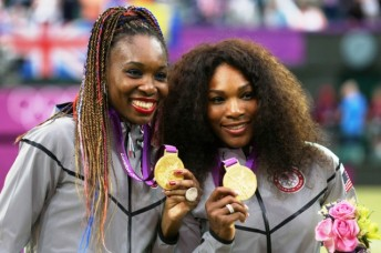 Williams-Sisters-Olympic-History